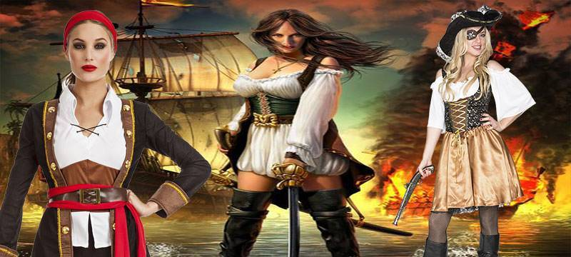 Disfarces carnaval de pirata para mulheres | A Casa Do Carnaval.pt Blog